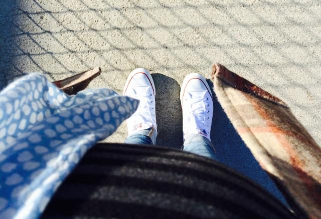 sunshine strolls